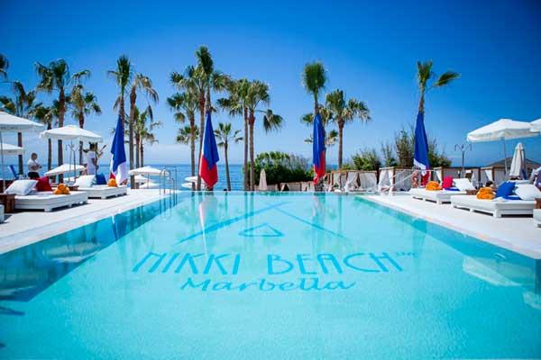 Nikki-Beach - Marbella
