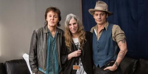 Patti-Smith,-Johnny-Depp-y-Paul-McCartney-recuerdan-a-Jhon-Lennon-MADMENMAG