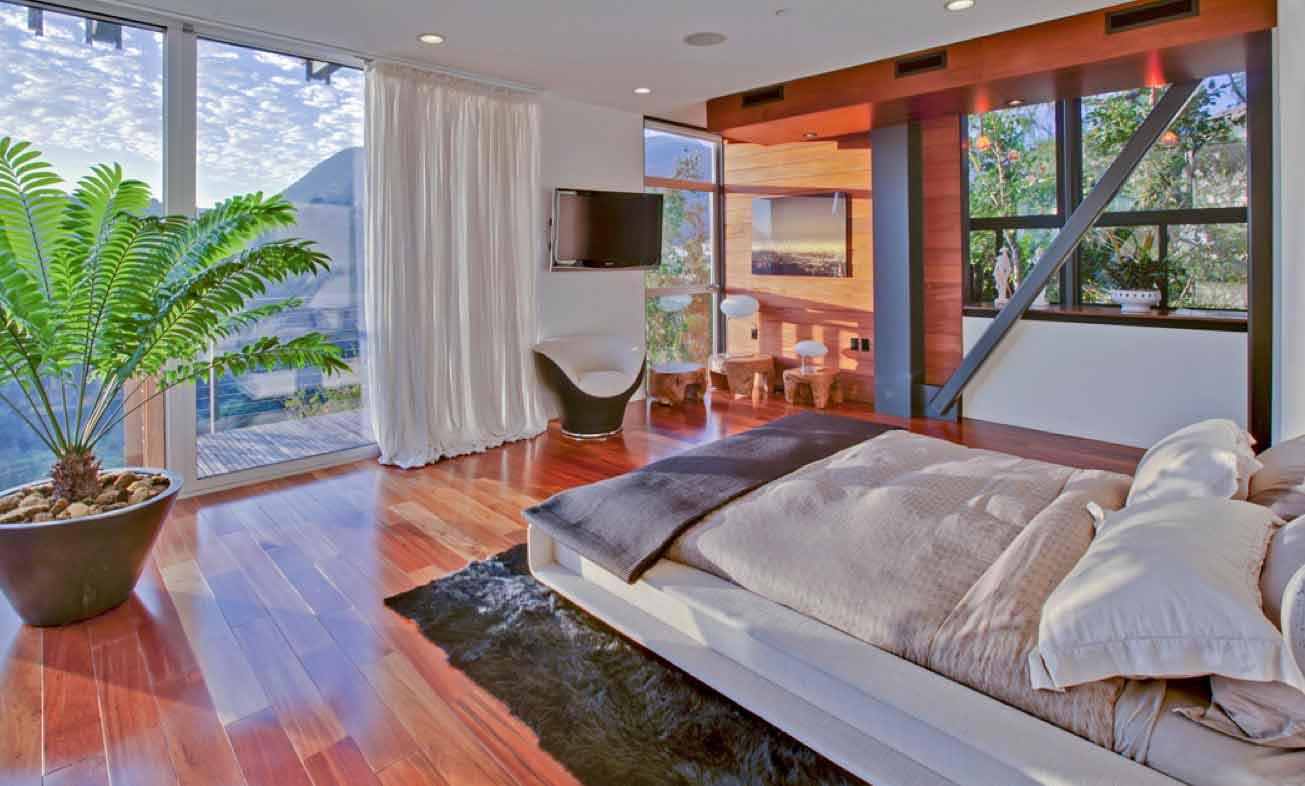 La nueva habitación privada de Justin Bieber