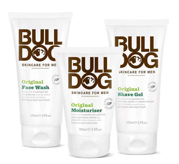 ¡Este pack de productos BULLGOD para el más caradura!