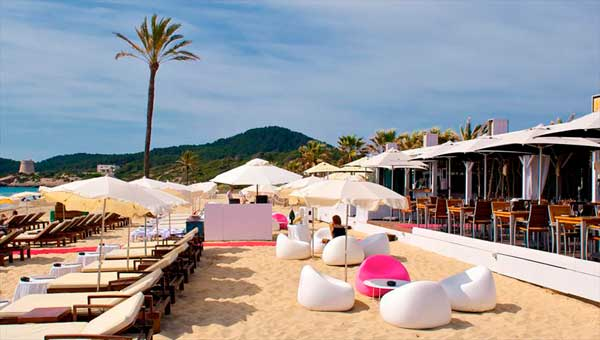 Nassau Beach Club - Ibiza