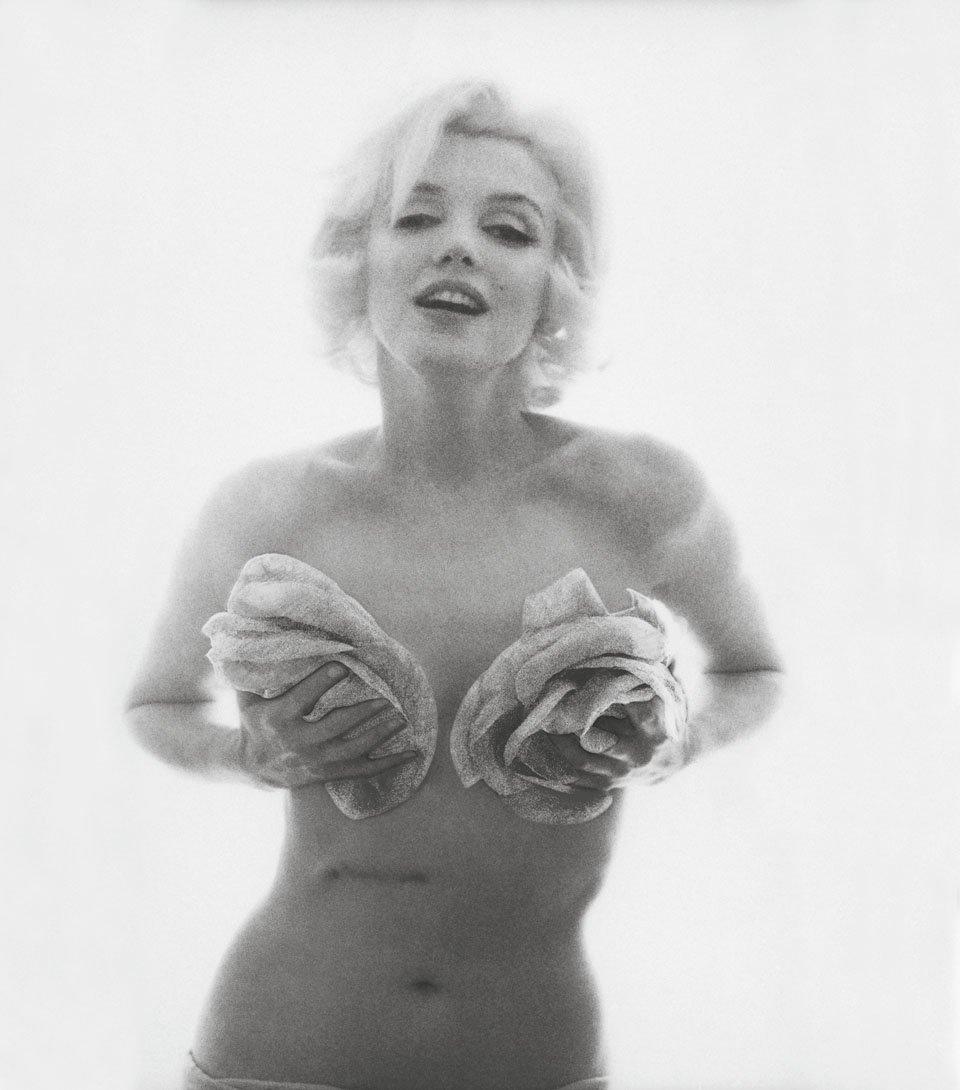 Marilyn Monroe MADMENMAG Bert Stern ultimas fotografias