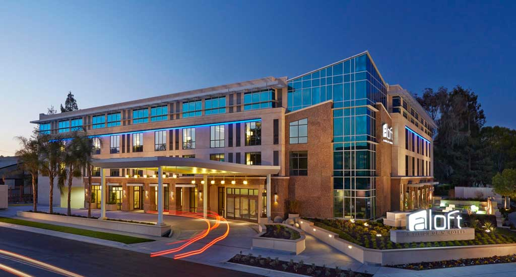 Aloft Cupertino, California (EE.UU.)