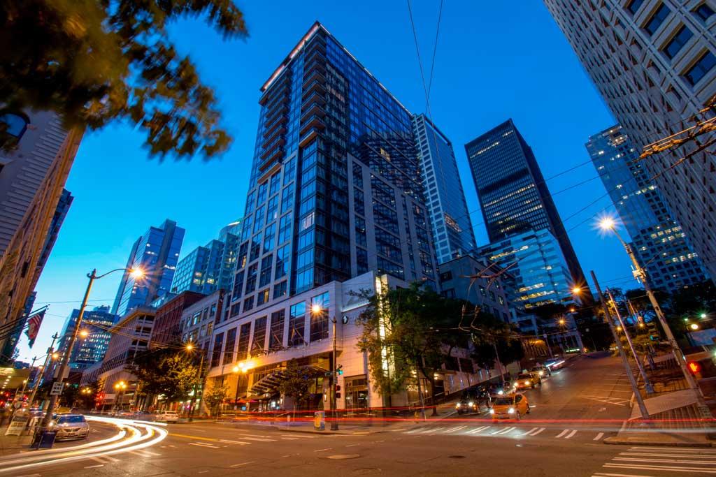 Hotel 1000, Seattle (EE.UU.)