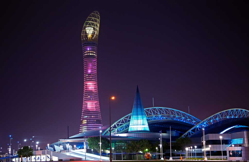The Torch, Doha (Catar)