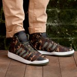 adidas Veritas Mid Camo para Foot Locker