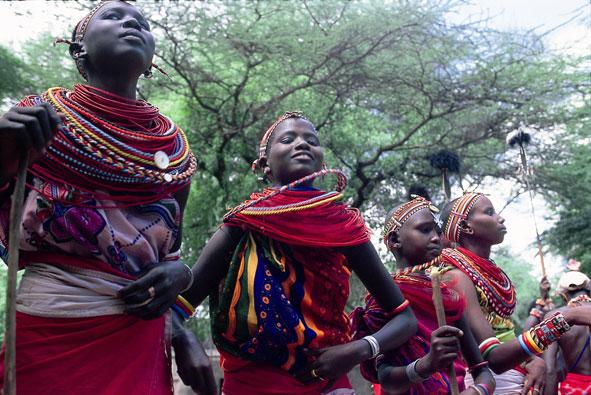 Maasais madmenmag safari