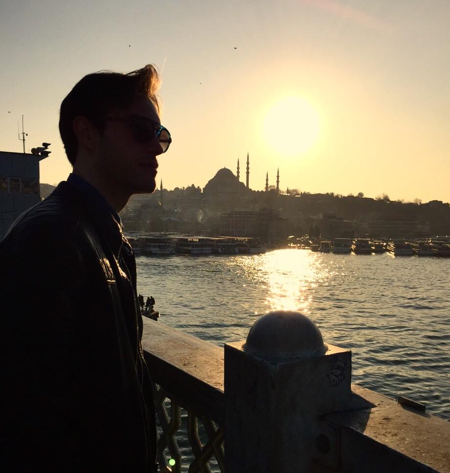 MIguel Angel Herrera MADMENMAG Turkia Estambul