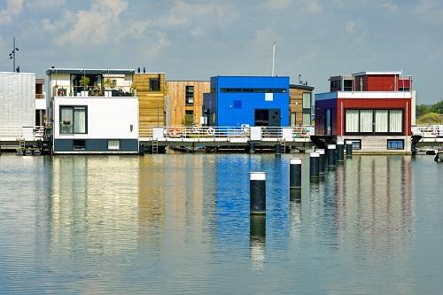 Ijburg Amsterdam Extended License
