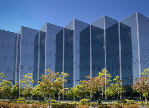 Office Building In Silicon Valley Extended License