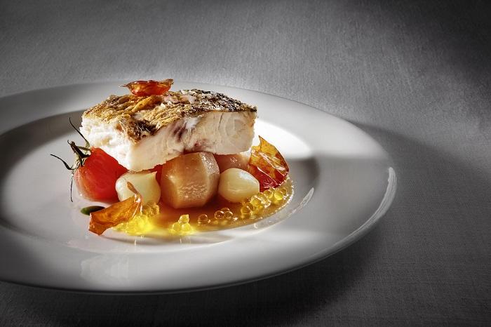 merluza a la brasa, city restaurant, restuarante barcelona