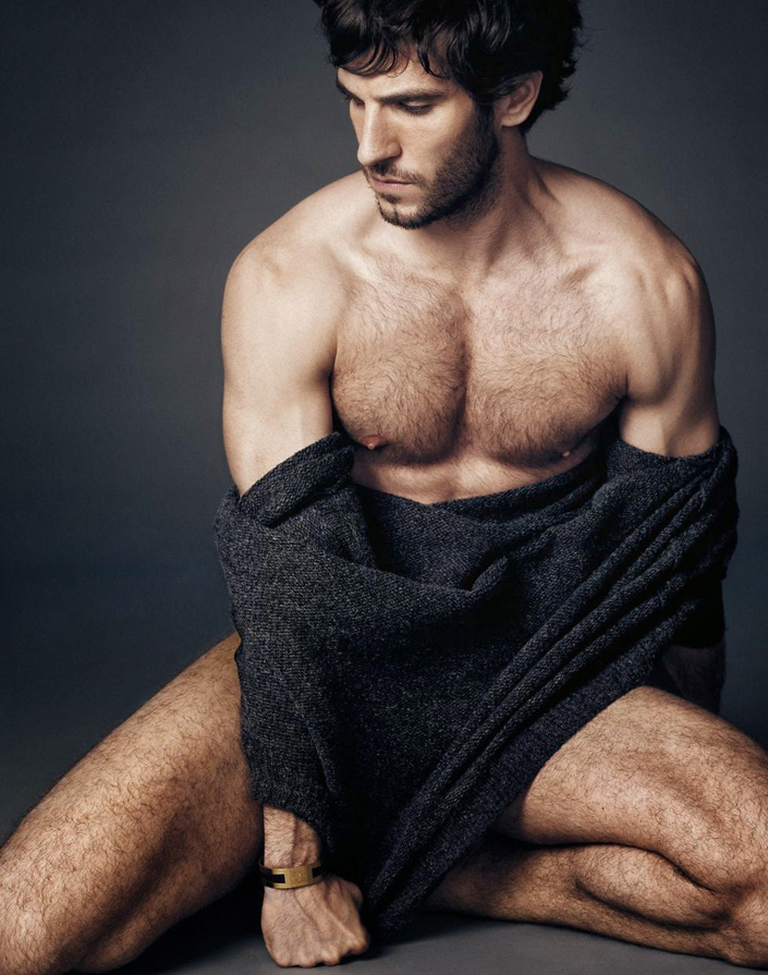 Quim Gutierrez trimming depilacion masculina
