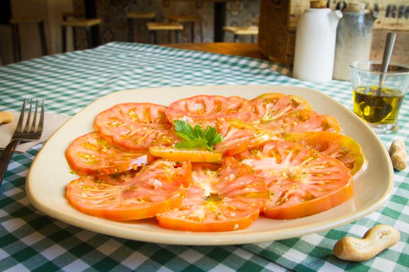 restaurante traiana madrid andaluz