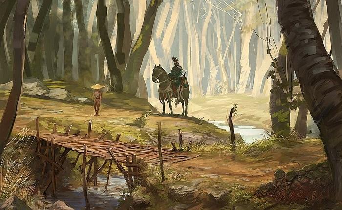 cuentos de dunk y egg ilustracion george rr martins juego de tronos