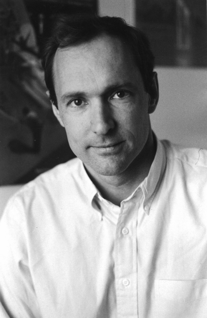 Tim Berners Lee MADMENMAG