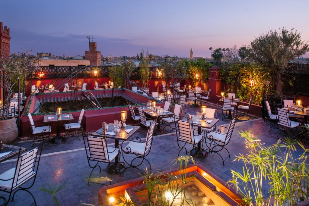 le foundouck marrakech