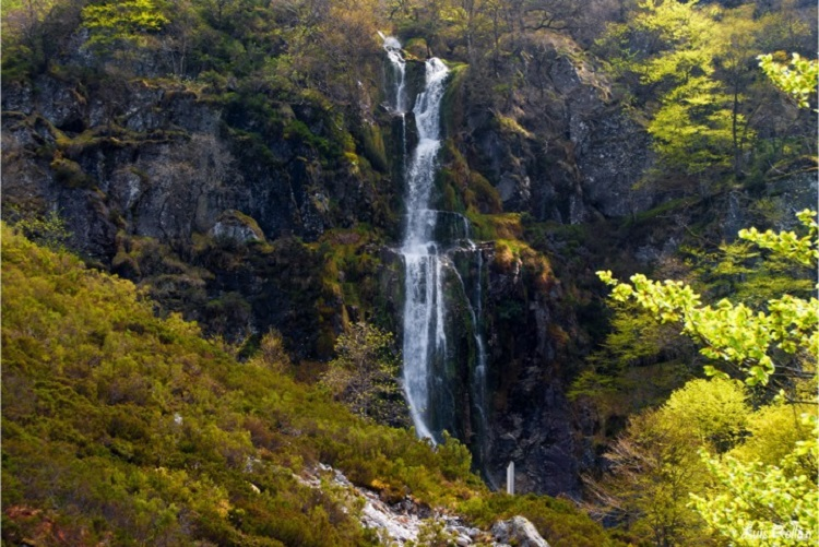 ruta cascada del tabayon asturias madmenmag senderismo