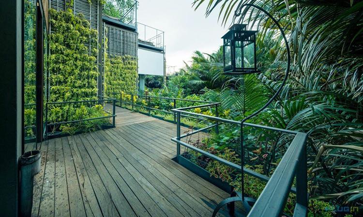 Bangkok Tree House (Tailandia) madmenmag hoteles