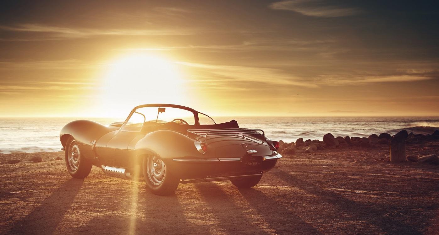 La vuelta del Jaguar XKSS #RetroLovers - MADMENMAG