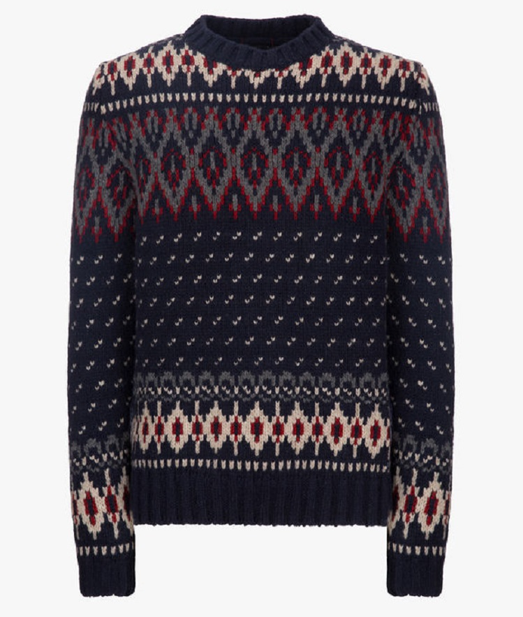 jersey-estampado-lana-gruesa-woolrich-madmenmag-moda-masculina-revista-masculina-revista-digital-masculina