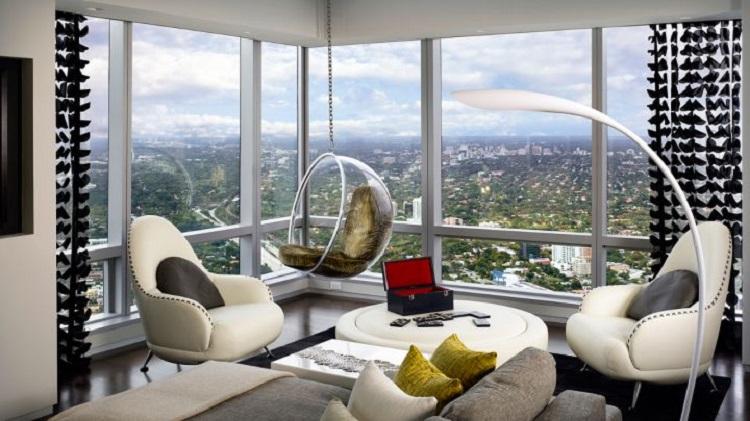 Four Seasons Hotel Miami hotel madmenmag destinos de premios oscars peliculas nominadas oscars 2017 2