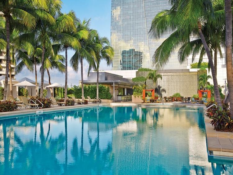 Four Seasons Hotel Miami hotel madmenmag destinos de premios oscars peliculas nominadas oscars 2017