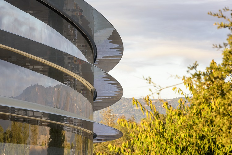 apple park steve jobs cupertino apple california madmenmag 1