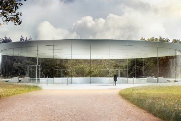 apple park steve jobs cupertino apple california madmenmag portada