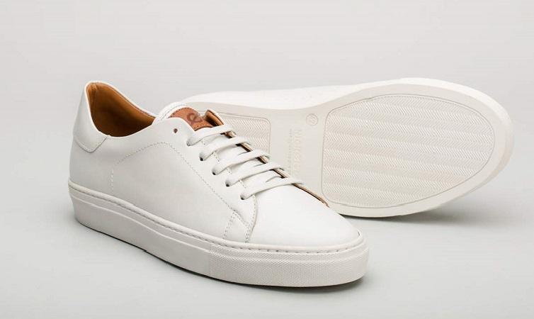 nickolson calzado made in spain calzado hombre moda masculina madmenmag sneackers blancas