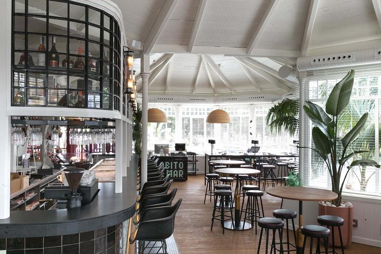 Barra restaurante lobito de mar dani garcia restaurante marbella