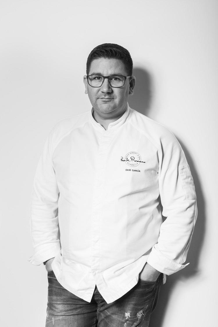 Dani García Chef