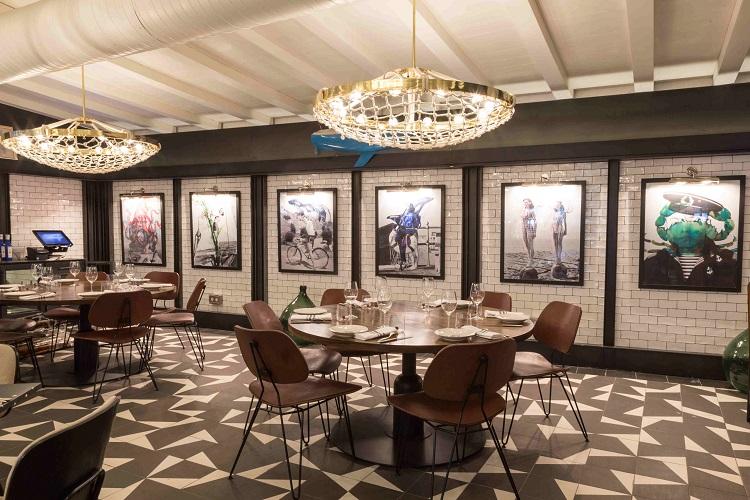 Restaurante dani garcia restaurante marbella lobito de mar