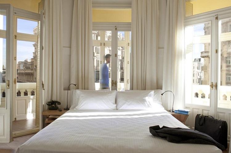 Hotel Praktik Metropol Habitacion corner Gran Via