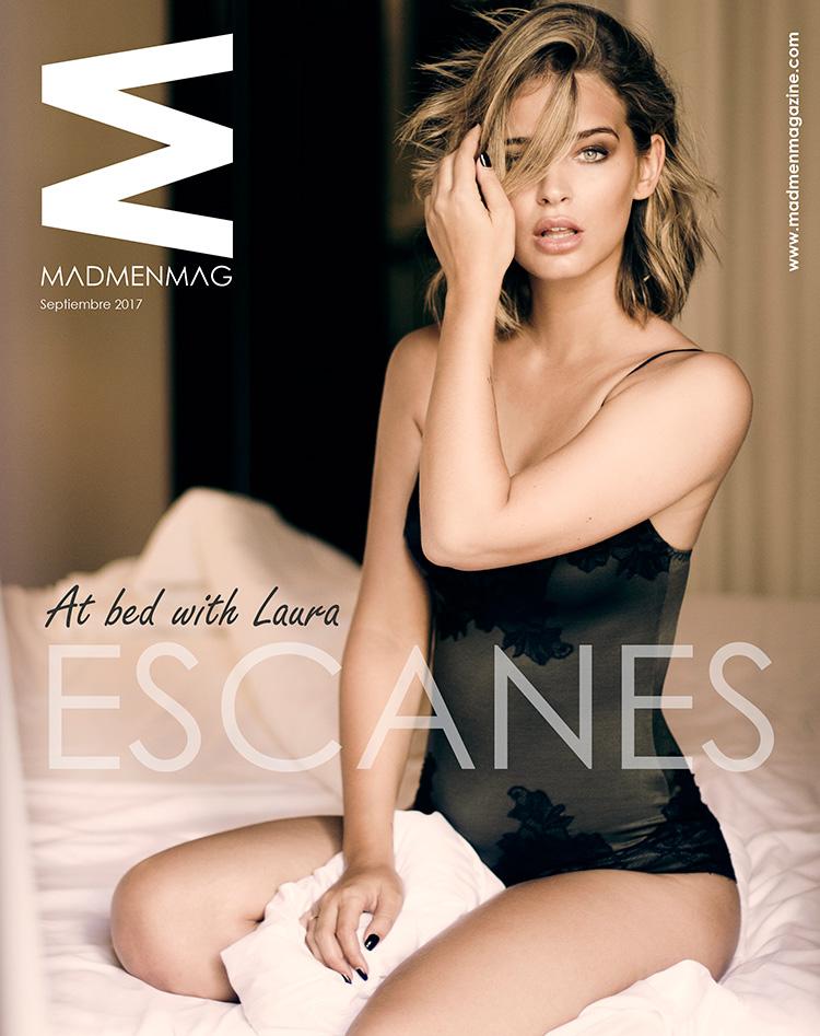 Laura Escanes desnuda MADMENMAG