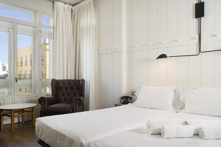 hotel praktik metropol habitacion doble