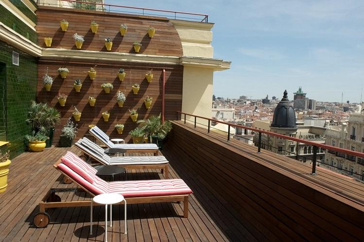 hotel praktik metropol terraza