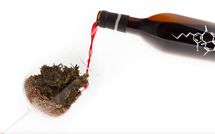cannawine vino con cannabis vino cannabis vino para regalar madmenmag revista masculina