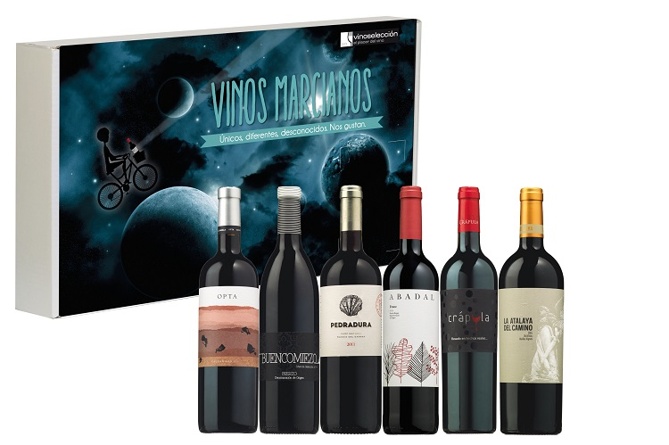 vinos marcianos vinoseleccion vinos especiales vinos para regalo madmenmag revista masculina