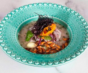 restaurante peruano en madrid cebicheria de trafalgar