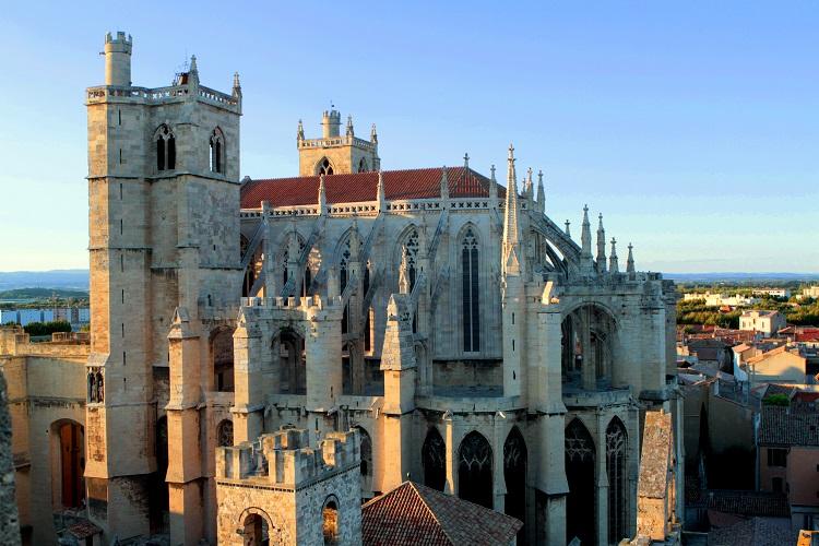 Catedral St Just St Pasteur de narbonne