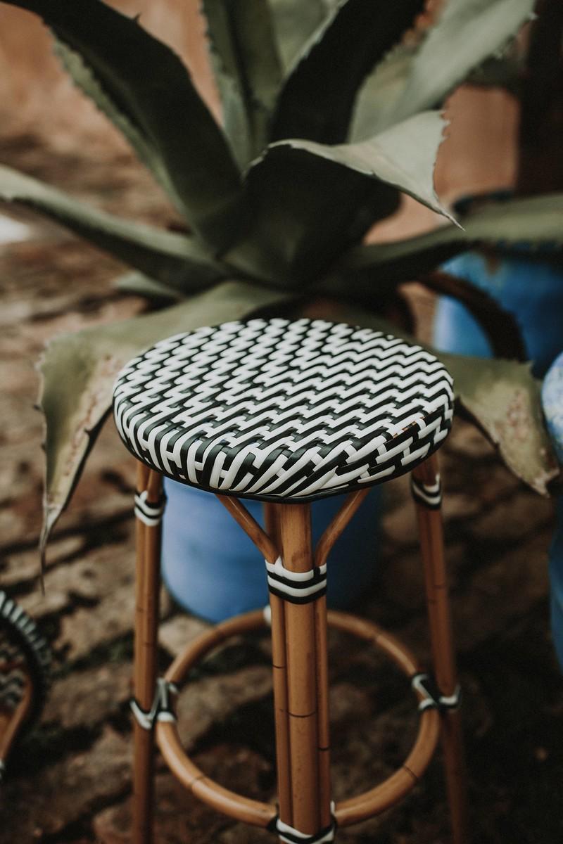 muebles vintage para terraza