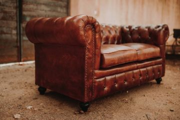 muebles vintage sofa chester