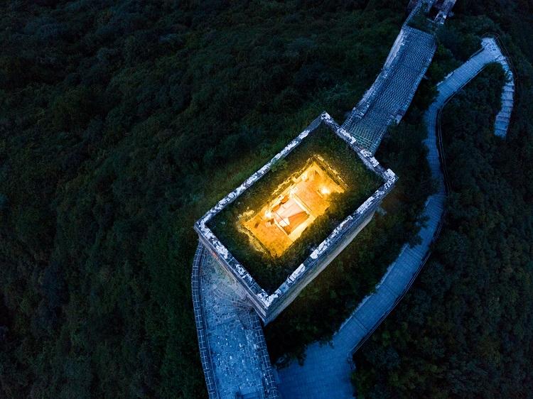 La Gran Muralla China en AIRBNB 2