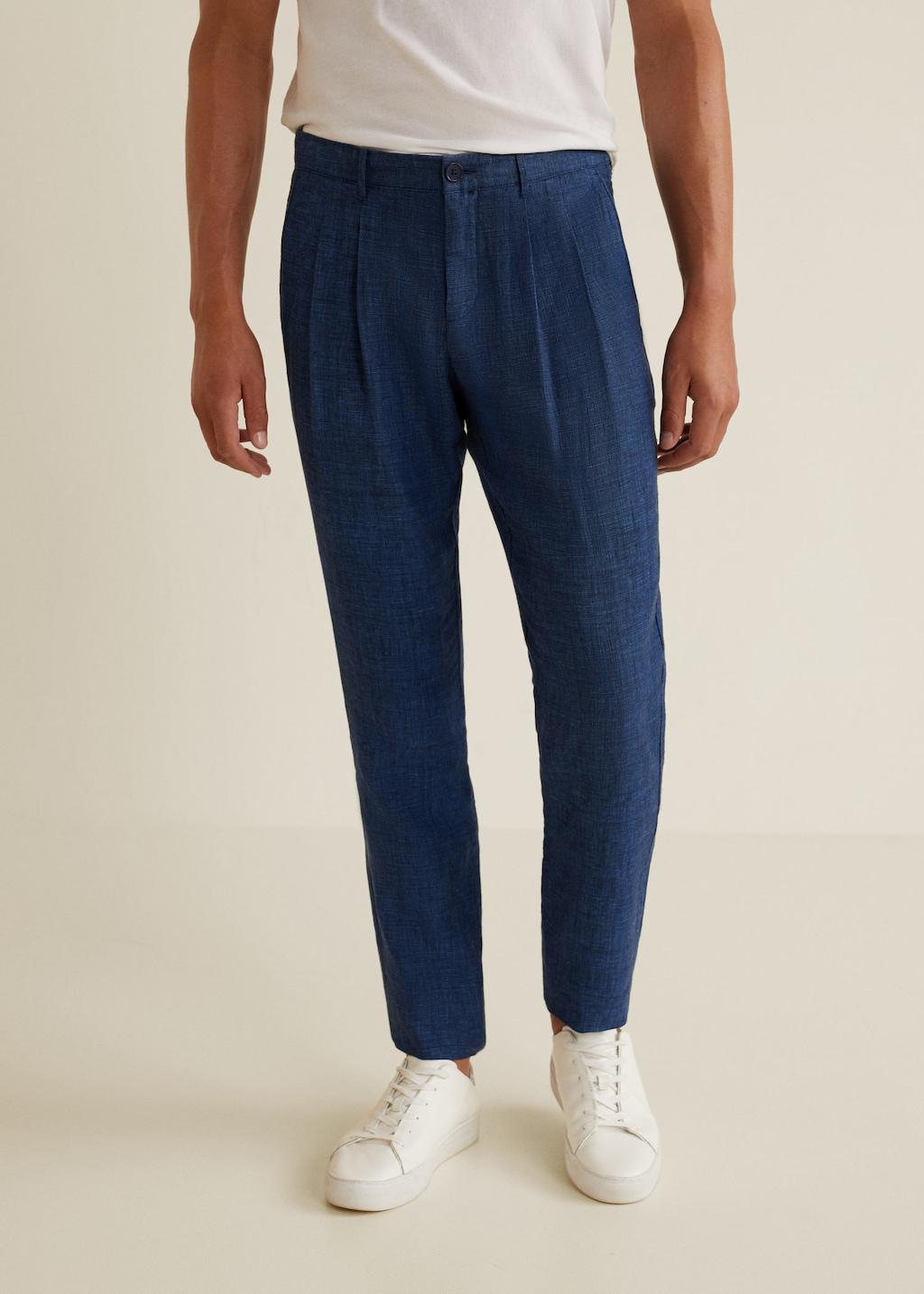 Tipos De Pantalones Para Hombre Que Debes Tener En Tu Armario