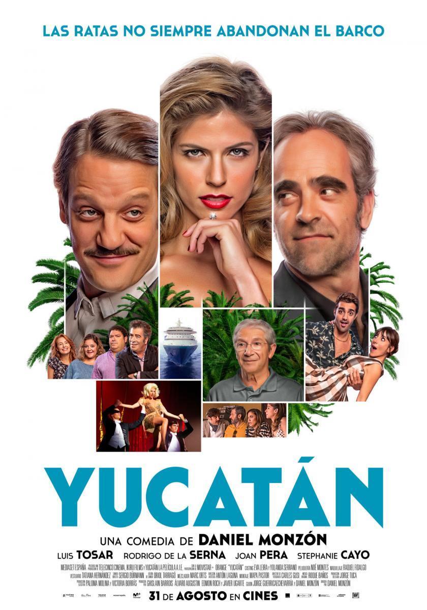yucatan pelicula poster