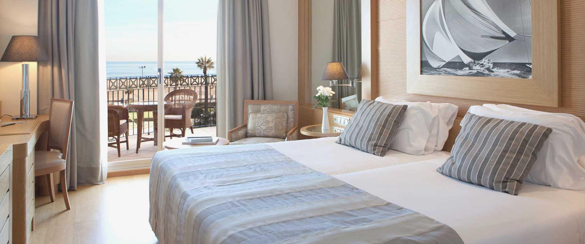 Hotel Balneario Las Arenas Hotel Valencia Hoteles Santos 1
