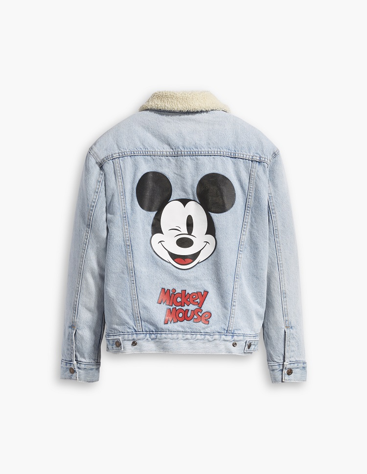 mickey mouse levis moda masculina madmenmag