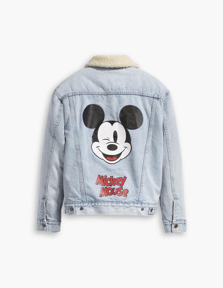 mickey mouse levis moda masculina madmenmag