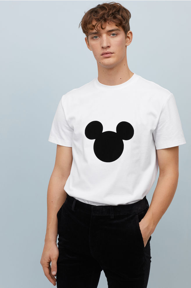 mickey mouse moda hm 1