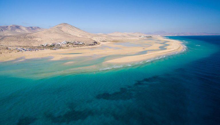 las mejores playas de fuerteventura